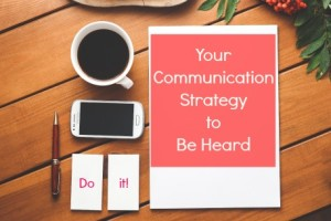 Your Conversation Strategy