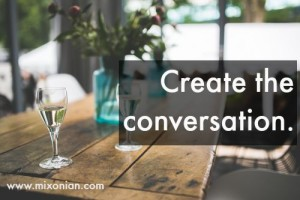 Create the Conversation