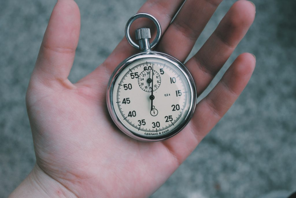 3 Minutes to Tell Your Story + a template