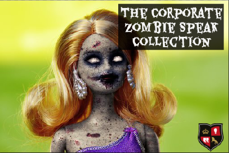 What Words Say About You … and the Corporate Zombie Speak Collection
