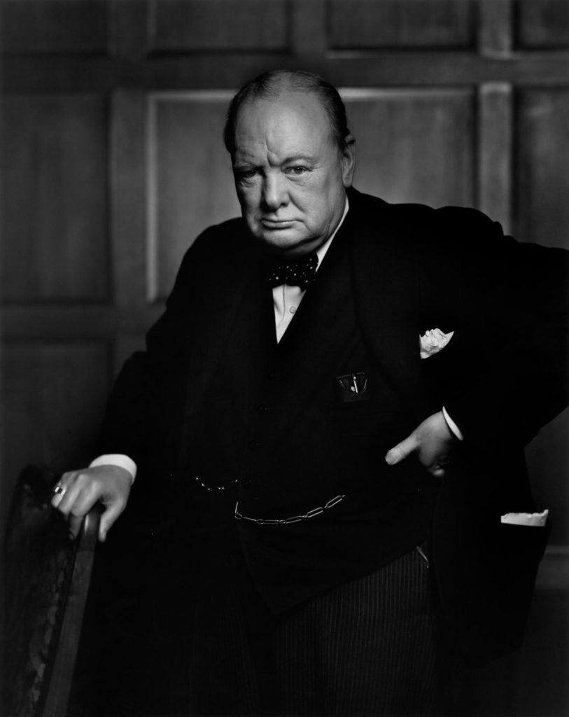 Winston Churchill and Crisis Communication: Between a Rock and a Very Hard Place